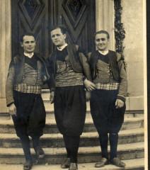 Dikli Ivan 1915 Ruso Antun 1912 Borkovi Rado 1920