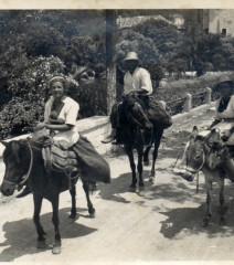Jalovica Jane Mata  1915 Na Magarcu