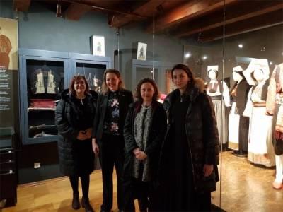 Ministrica kulture dr. sc. Nina Obuljen Koržinek posjetila Zavičajni muzej Konavala