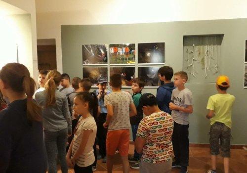 Područna škola Čilipi u Odjelu za arheologiju i spomeničku baštinu