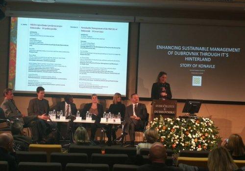Celebration Conference in Dubrovnik UNESCO
