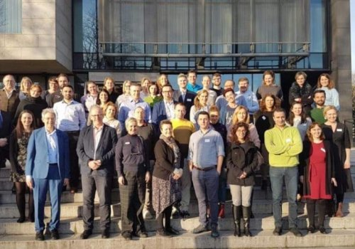 MYTHBUSTING TCA - European project management for strategic partnership u Dublinu (13.2.2019 – 15.2.2019)