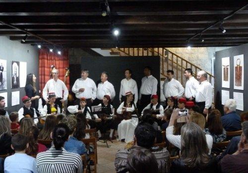 Koncert dječjeg tamburaškog sastava i klape Zračna Luka Dubrovnik